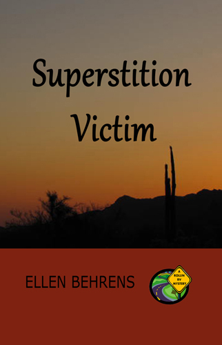 Superstition Victim Book Cover